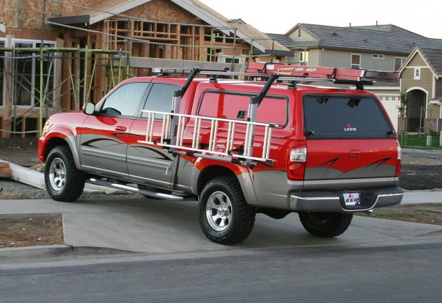 Toyota - LeerTrucks.com - Leer Truck Accessories